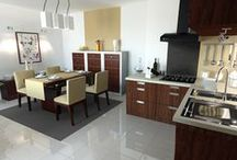 Illustration architecturale / Réalisation de vues extérieurs et intérieurs immobilières en 3D  pour des promoteurs immobilier