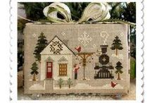 Stitching Designs / by Susan Demers