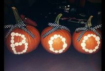 Halloween at the House!  / Fun ideas for halloween and past photos from Halloweens at the  Spokane Ronald McDonald House