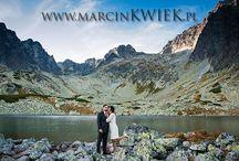 Fotografia ślubna Wedding photography / www.marcinkwiek.pl