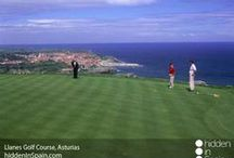 Golf Courses Northern Spain