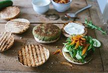 burger | patties