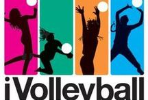 PE: volleyball
