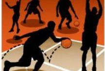 PE: basketball