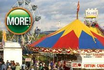 Fairs & Festivals / Save the date 'cause every year, all year long Greater Morgantown celebrates with Fairs and Festivals!