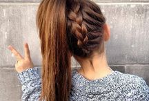 cute and awesome hairstyles! / awesome hairstyles and braids!✨ how to braide