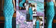 Crochet by maiavis / women fashion / moda crochet / women clothing
