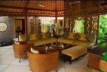 Interior Design Bali / Focusing on modern tropical architecture with a traditional Balinese twist.