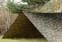 Waterproof Tarps / The best waterproof tarps on the planet for camping and outdoor adventure!