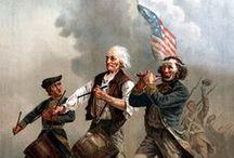 Homeschool-American History / by Sandra