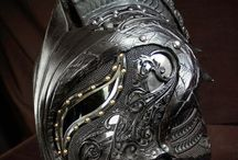 Epic armor and weapons