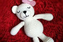 baby Amigurumis /safety blanket