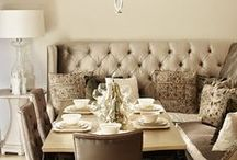 Home Style - Dining Rooms