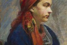 Wyczółkowski Leon 1852-1936