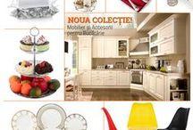 Mobilier Bucătărie / Bucătăria - locul unde se întâmplă magia în bucate. www.mobexpert.ro/mobilier/mobilier-bucatarie