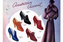 Schuhe shoes 1930