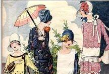 Vintage Mode 1920
