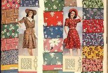 Vintage Mode 1940