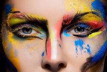 Inspirational makeup