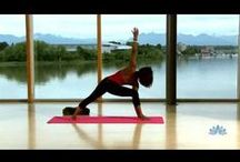 Fitness: yoga video