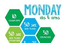 Fitness: workout challenge