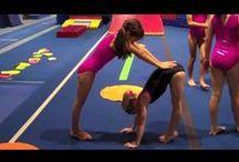 PE: gymnastics