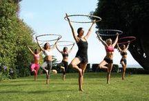 Fitness: HulaHoop