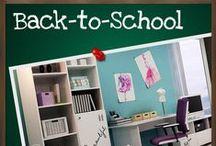 Back to School 2016 / Mobilier și decorațiuni pentru camera coiilor. #BackToSchool