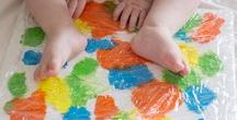 Baby Activities / Crafts, ideas, activities, and games to play and interact with your baby.