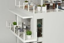 Doll Houses, Dolls, Green Houses, Displays / Doll houses, green houses, store display ideas