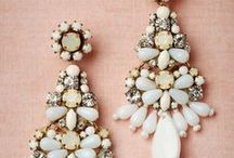 Bejewel / Inspiration - pearls, stones, more fem. jewelry