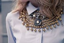 Statement Necklaces / You can never have enough jewelry.  Here's my pick of awesome gorgeous jewelry!!