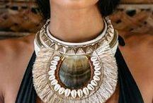 Polynesian/Island Shell Type of Jewelry