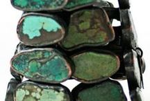 American Indian/turquois jewelry