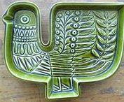 Ceramic and enamel jewelry
