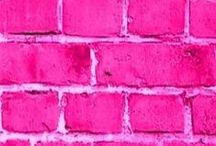 Pink. / Lovely pink.