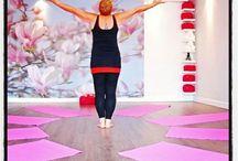 diek love's yoga / body balance / by Dika Kuivenhoven