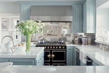 Celebrity Kitchens / Inspiration from gorgeous celebrity kitchens
