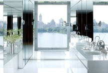 Celebrity Bathrooms / Inspiration from luxurious celebrity bathrooms
