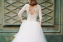 Wedding dresses and more / by Carla .