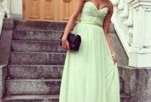 High school dance dresses