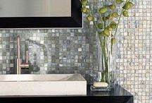 Bathrooms We Love / Bathroom designs that we LOVE featuring our favorite kind of fixtures.