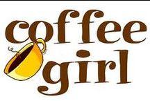 Cafe' ...Con Leche Por Favor? / Coffee Yummy Coffee / by Ellen Carter, Broker