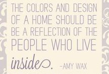 Design Inspiration / Get through your day with some design inspiration and quotes!