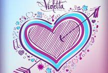 Violetta!!! / by alejandra Bizzotto