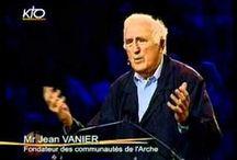 Inspirational videos / Jean Vanier & more