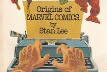 Marvel & DC Comics / by Italo Salines