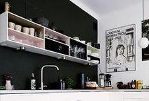 Traum Küchen Ideen / Modern. Funktional. Wohnlich. Einbauküchen. - gefunden und gepinnt vom Immobilien Büro in Hannover Makler arthax-immobilien.de