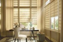Hunter Douglas by CDS / Custom Decor Solutions is an authorized dealer for Hunter Douglas shutters, blinds and shades.  Serving Missouri City, TX and surrounding areas.