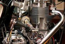 Cutaways / Cutaway motorcycle engines and motorcycles